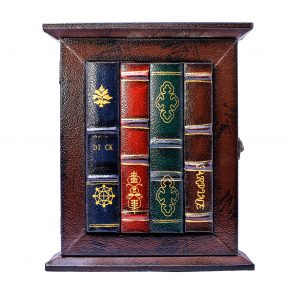 Book Shaped Key Holder