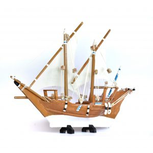 Decorative Wooden ship model
