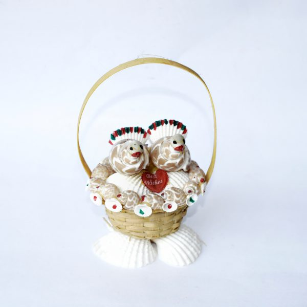 Decorative Birds basket