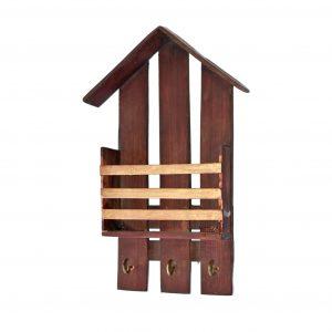 bamboo key holder