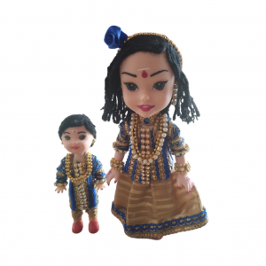 brother sister dolls