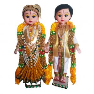 Aandal Rengamannar Dolls