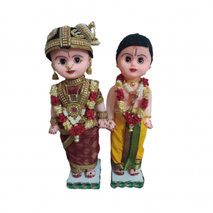 wedding couple dolls