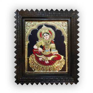 Annapoorani Devi painting