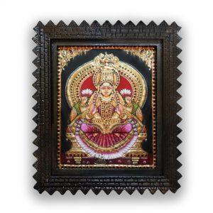 Godess Lakshmi painting