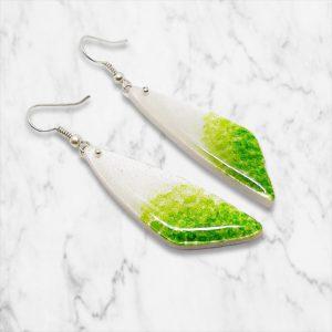 Trendy hook drop dangler earring