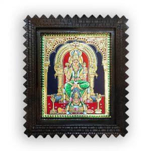 Devi Karumariamman painting